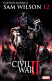 CAPTAIN AMERICA SAM WILSON #12
