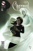 CHARMED SEASON 10 #12 VIRTUE A CVR SEIDMAN
