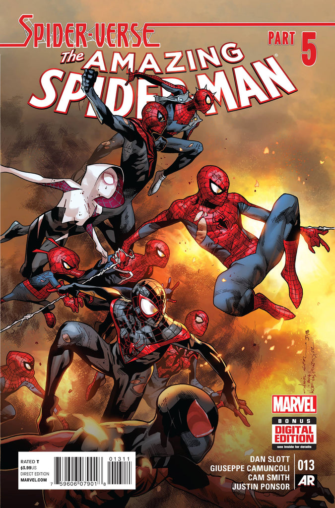 AMAZING SPIDER-MAN VOL. 3 #13