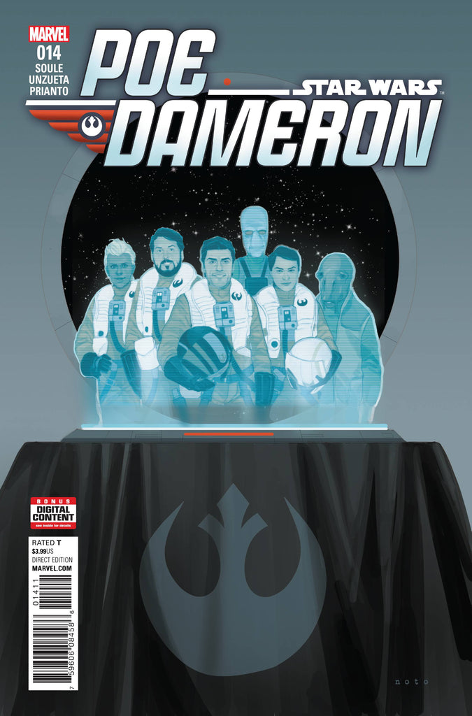 STAR WARS POE DAMERON #14