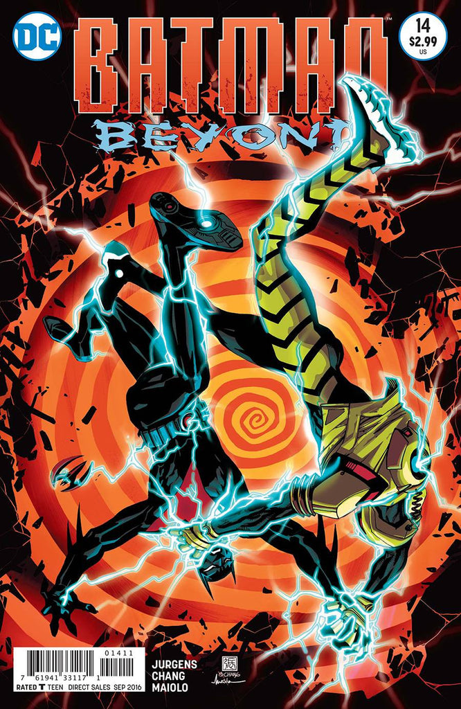 BATMAN BEYOND VOL. 3 #14