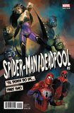 SPIDER-MAN DEADPOOL #15 REIS POSTER VAR