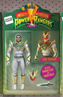 MIGHTY MORPHIN POWER RANGERS #15 UNLOCK ACTION FIGURE SANTOS