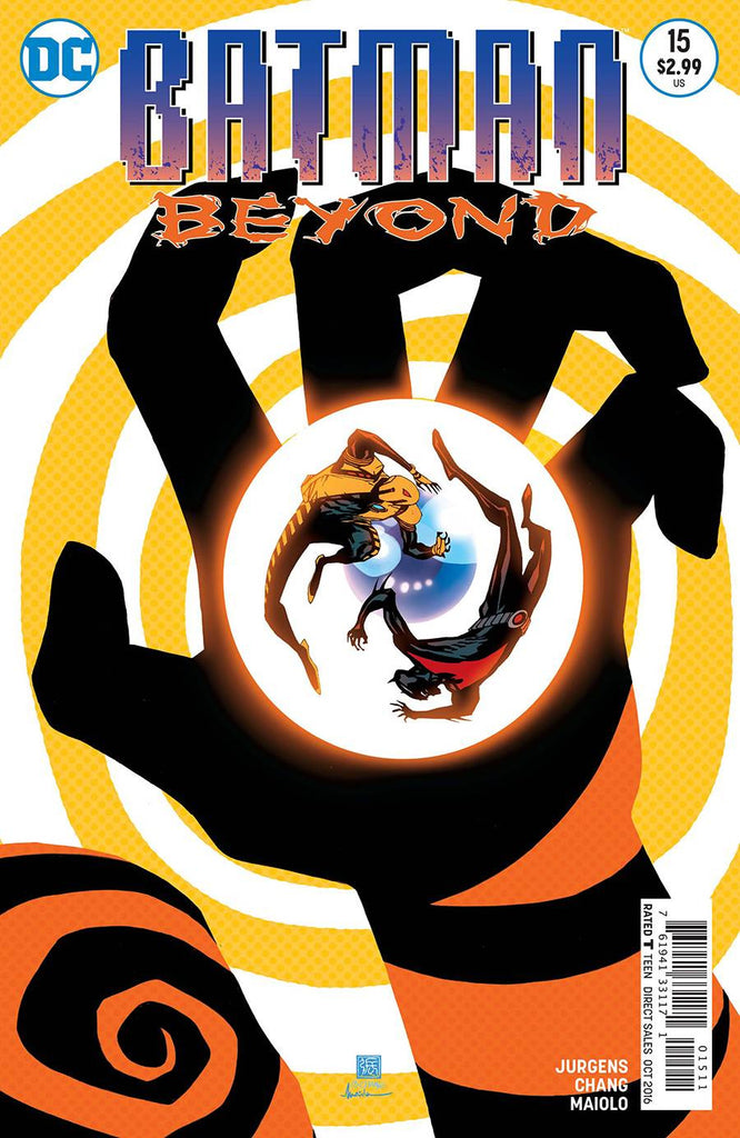 BATMAN BEYOND VOL. 3 #15