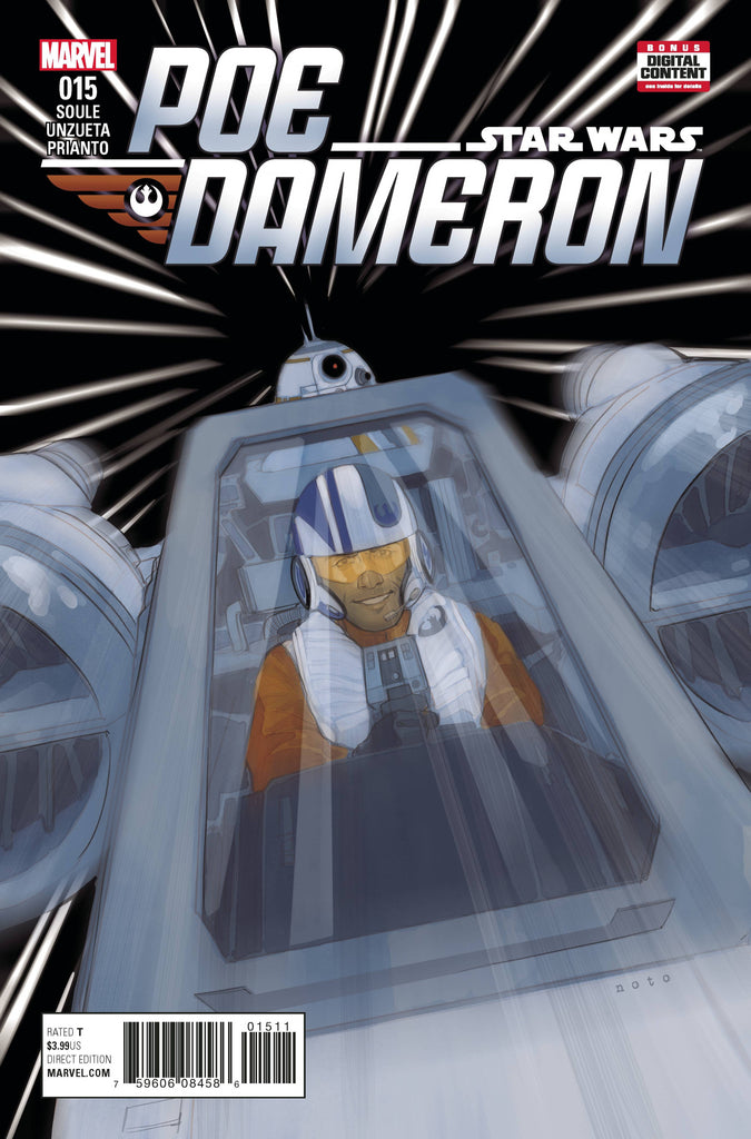 STAR WARS POE DAMERON #15