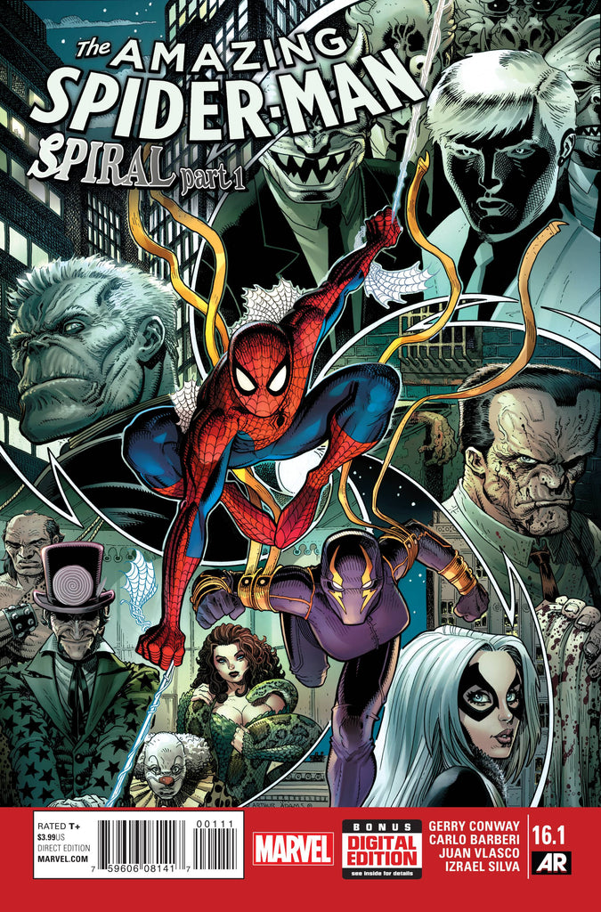 AMAZING SPIDER-MAN VOL. 3 #16.1