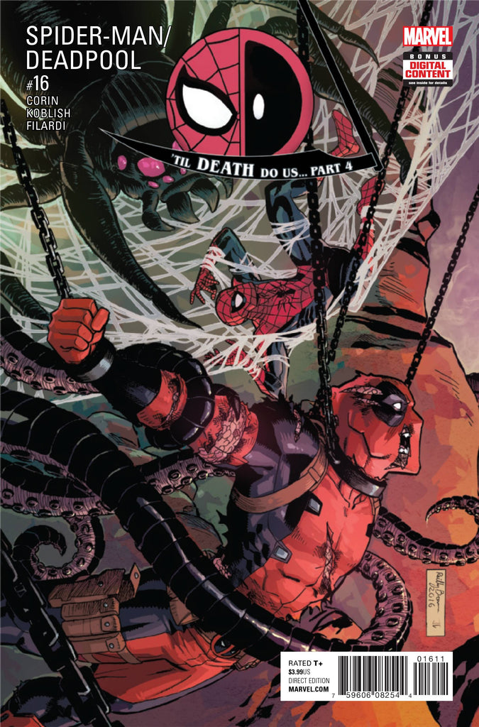 SPIDER-MAN DEADPOOL #16