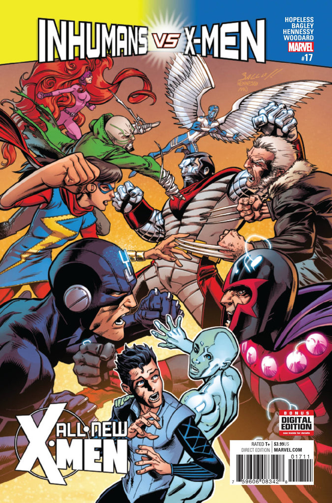 ALL NEW X-MEN #17 IVX