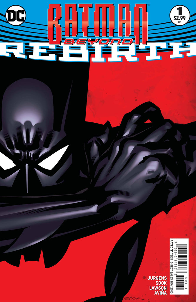 BATMAN BEYOND REBIRTH #1
