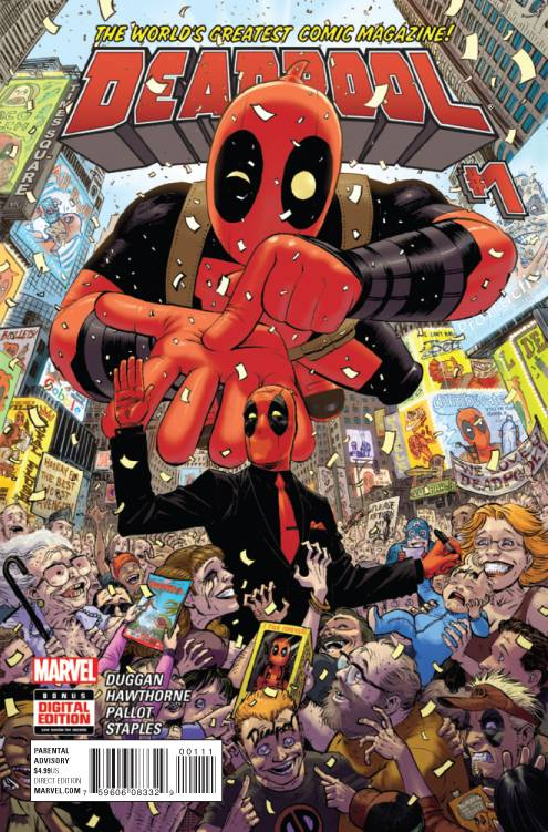 DEADPOOL (Vol. 5) #1