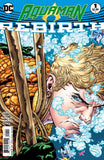 AQUAMAN REBIRTH #1