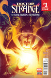 Doctor Strange and the Sorcerers Supreme (2016) Now #1A
