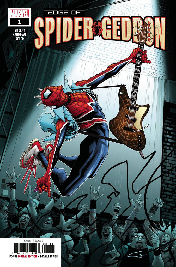 EDGE OF SPIDER-GEDDON #1 (OF 4)
