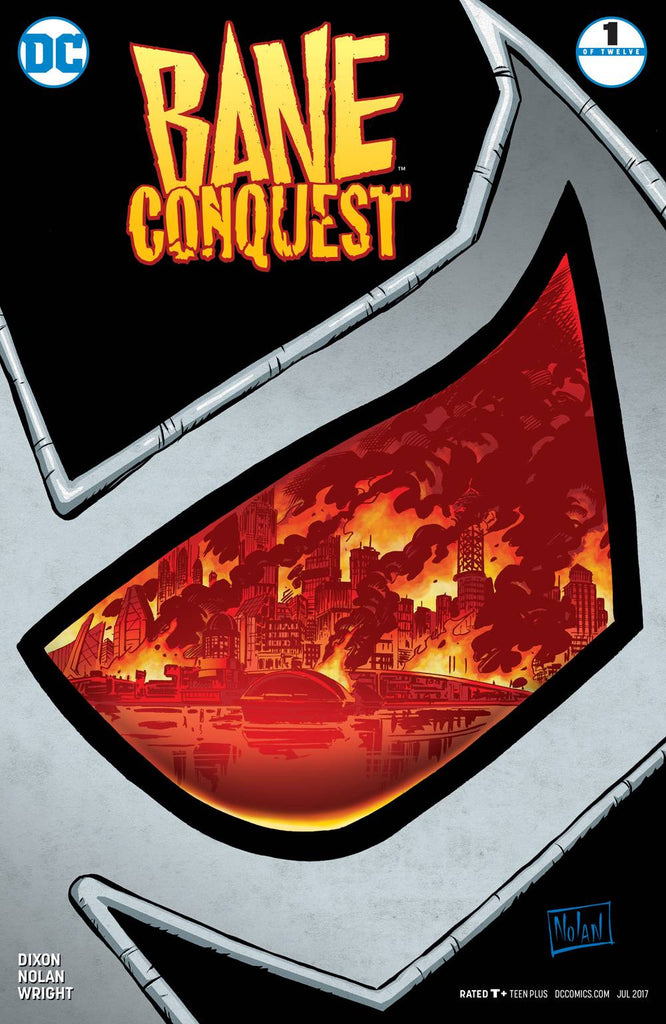 BANE CONQUEST #1 (OF 12)