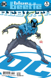 BLUE BEETLE REBIRTH #1 VAR ED
