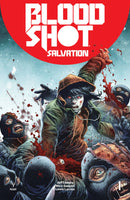 BLOODSHOT SALVATION #1 CVR C BATTLE DAMAGED GIORELLO