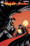 BATMAN THE SHADOW #2 (OF 6) BURNHAM VAR ED