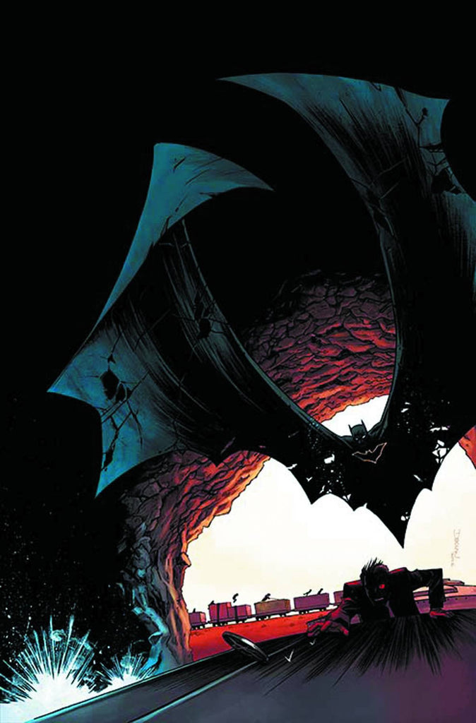 ALL STAR BATMAN #2 SHALVEY VAR ED