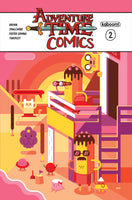 ADVENTURE TIME COMICS #2 SUBSCRIPTION HELBETICO VAR