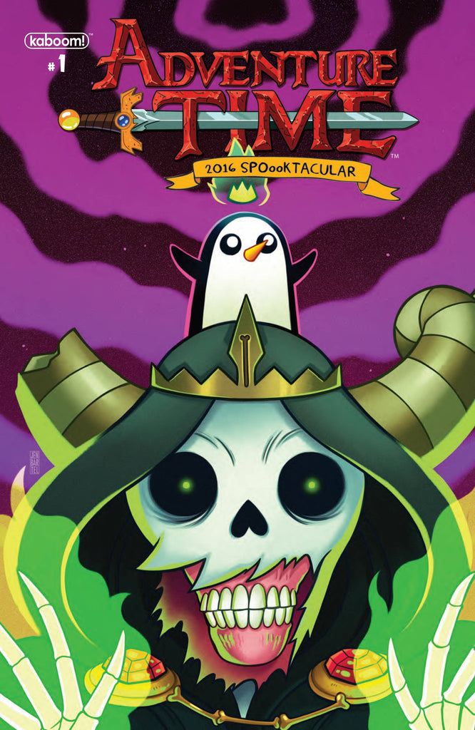 ADVENTURE TIME 2016 SPOOOKTACULAR #1
