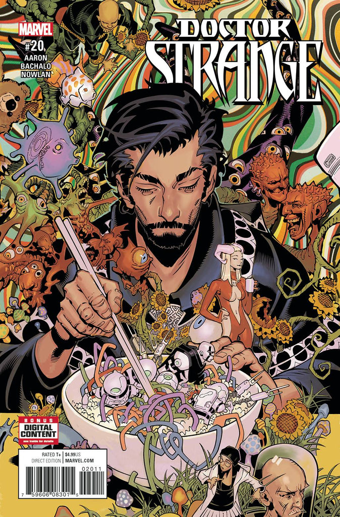 Doctor Strange (2015 5th Series) #20A
