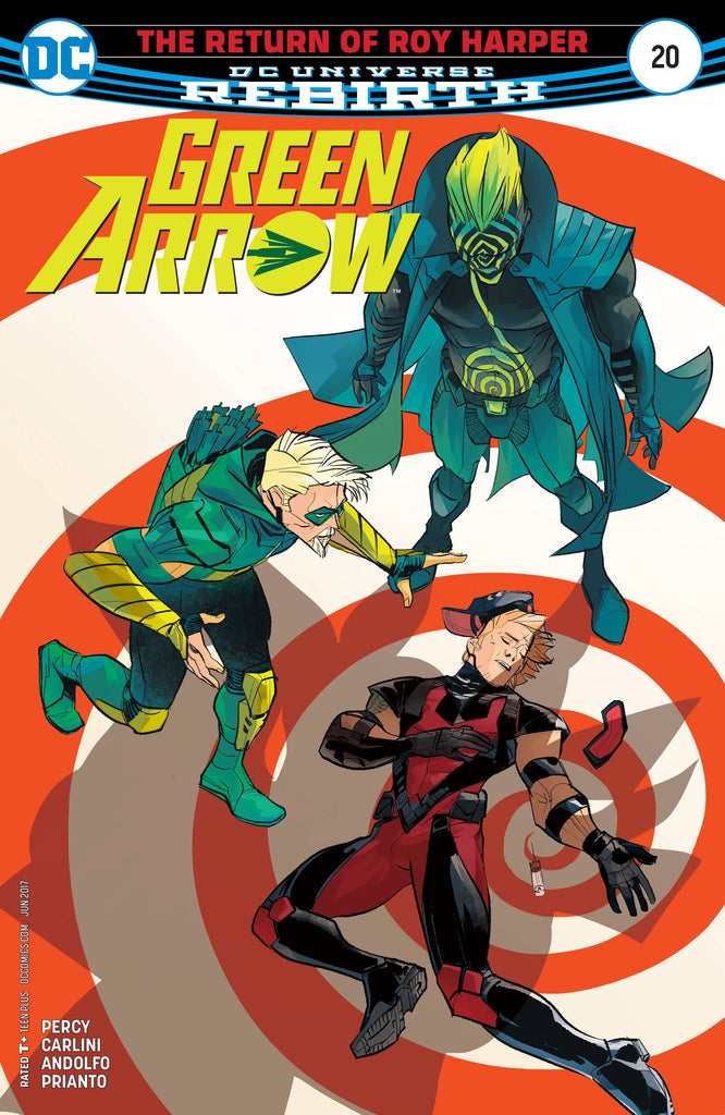 GREEN ARROW #20