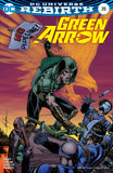 GREEN ARROW #20 VAR ED