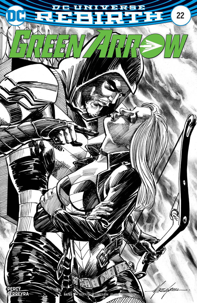 GREEN ARROW #22 VAR ED