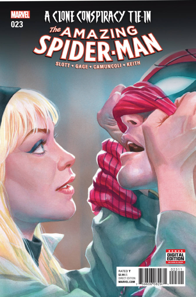 AMAZING SPIDER-MAN #23 CC