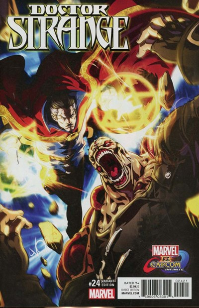 Doctor Strange (2015 5th Series) #24B