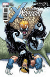 ALL NEW WOLVERINE #24 VENOMIZED SABRETOOTH VAR