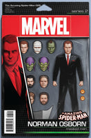 AMAZING SPIDER-MAN #25 CHRISTOPHER ACTION FIGURE VAR