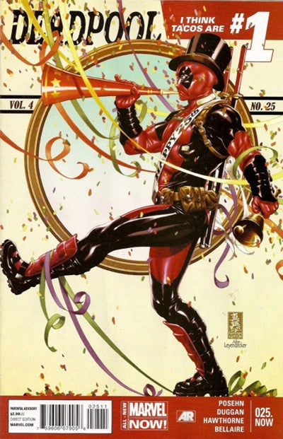 DEADPOOL (Vol. 4) #25