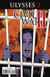 CIVIL WAR II ULYSSES #2 (OF 3)