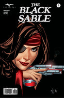 BLACK SABLE #2 (OF 6) CVR A JOHNSON