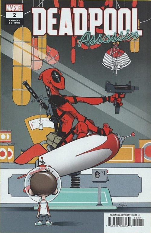 Deadpool Assassin (2018) #2B