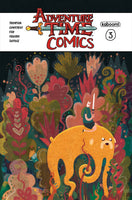 ADVENTURE TIME COMICS #3 SUBSCRIPTION ROSS VAR