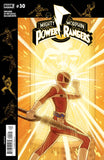 MIGHTY MORPHIN POWER RANGERS #30 SUBSCRIPTION GIBSON VAR