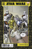 STAR WARS #31 NOWLAN 40TH ANNIVERSARY VAR