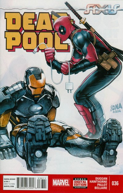 DEADPOOL (Vol. 4) #36