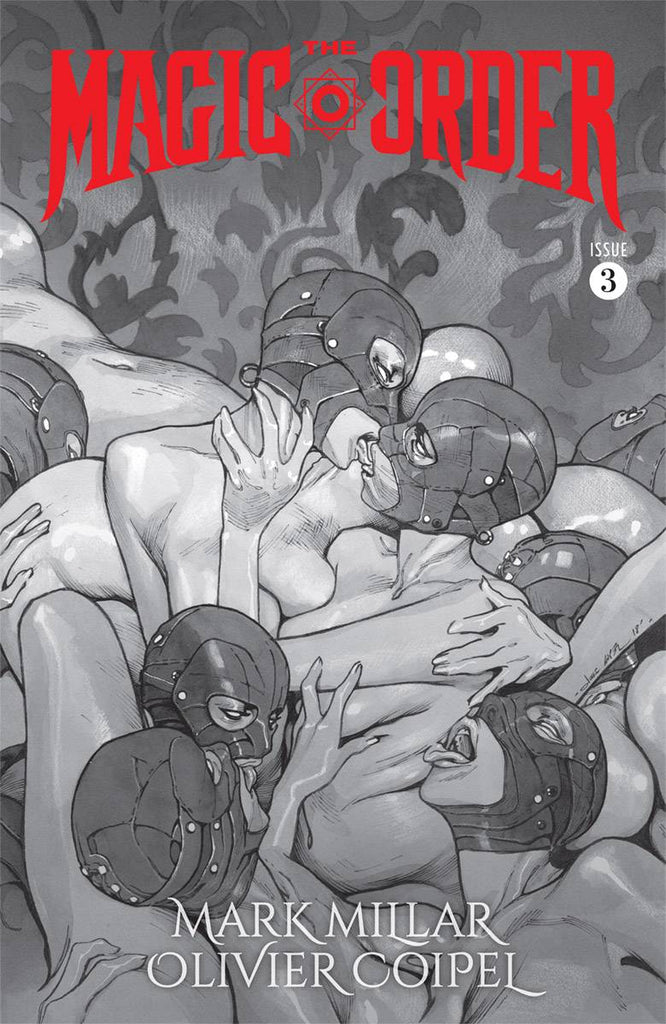 MAGIC ORDER #3 (OF 6) CVR B COIPEL