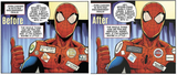 AMAZING SPIDER-MAN #4 (Recalled Anti-Mormon Panel) (VF)