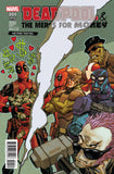 DEADPOOL AND MERCS FOR MONEY #4 STORY THUS FAR VAR