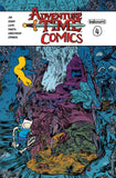 ADVENTURE TIME COMICS #4 SUBSCRIPTION GREENSTONE VAR