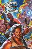 BIG TROUBLE LITTLE CHINA ESCAPE NEW YORK #4 SUBSCRIPTION MAS