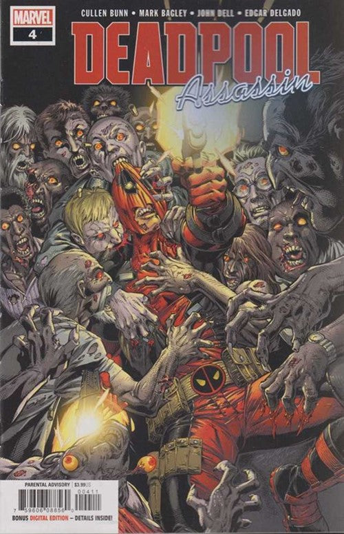 Deadpool Assassin (2018) #4A