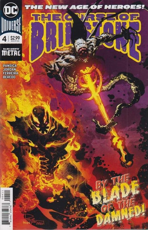 Curse of Brimstone (2018 DC) #4