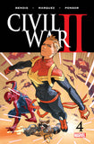 CIVIL WAR II #4 (OF 8)