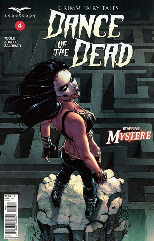 Dance of the Dead (2017 Zenescope) #4A