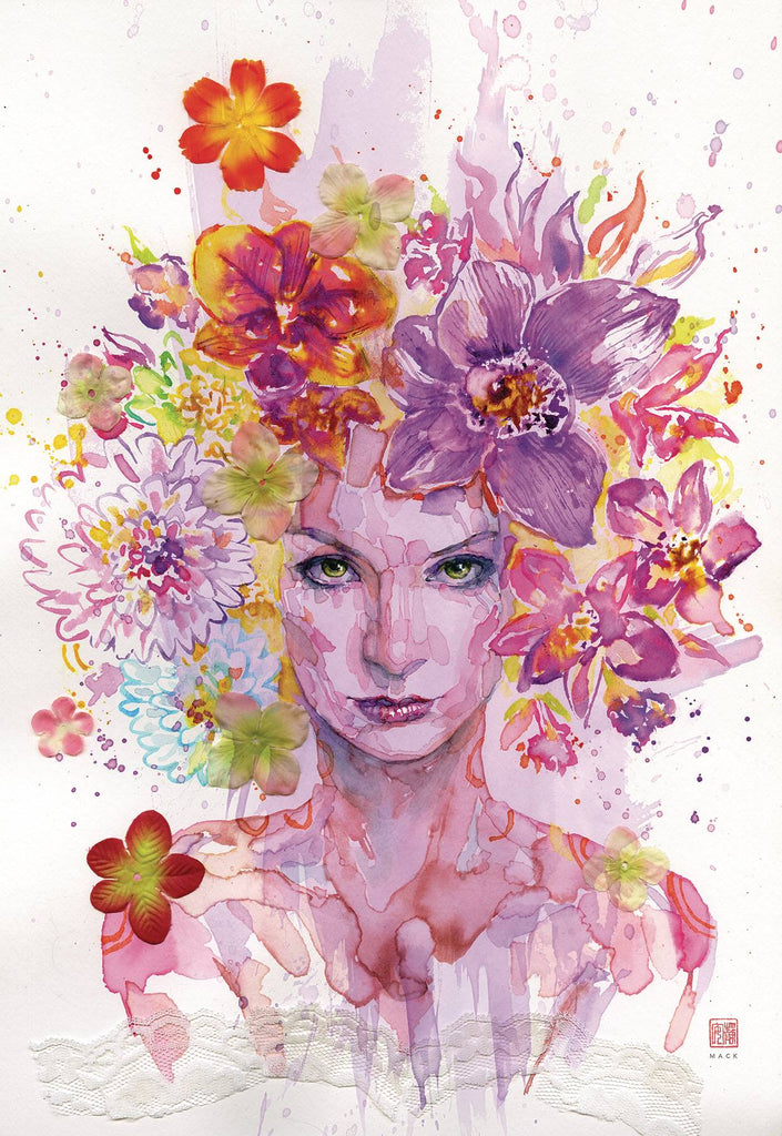 AMERICAN GODS MY AINSEL #4 VAR DAVID MACK CVR